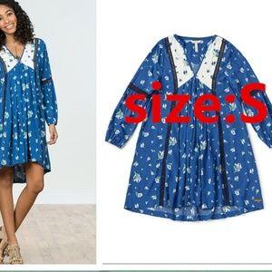 NEW Matilda Jane DAY TRIPPING DRESS S